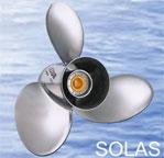 винты к лодочным моторам солас