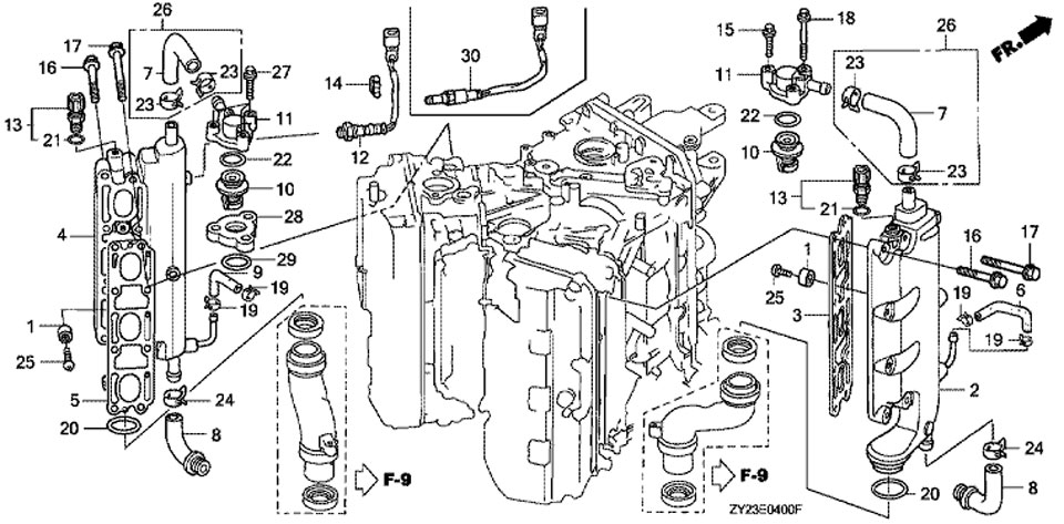 honda bf50a parts diagram  honda  auto wiring diagram