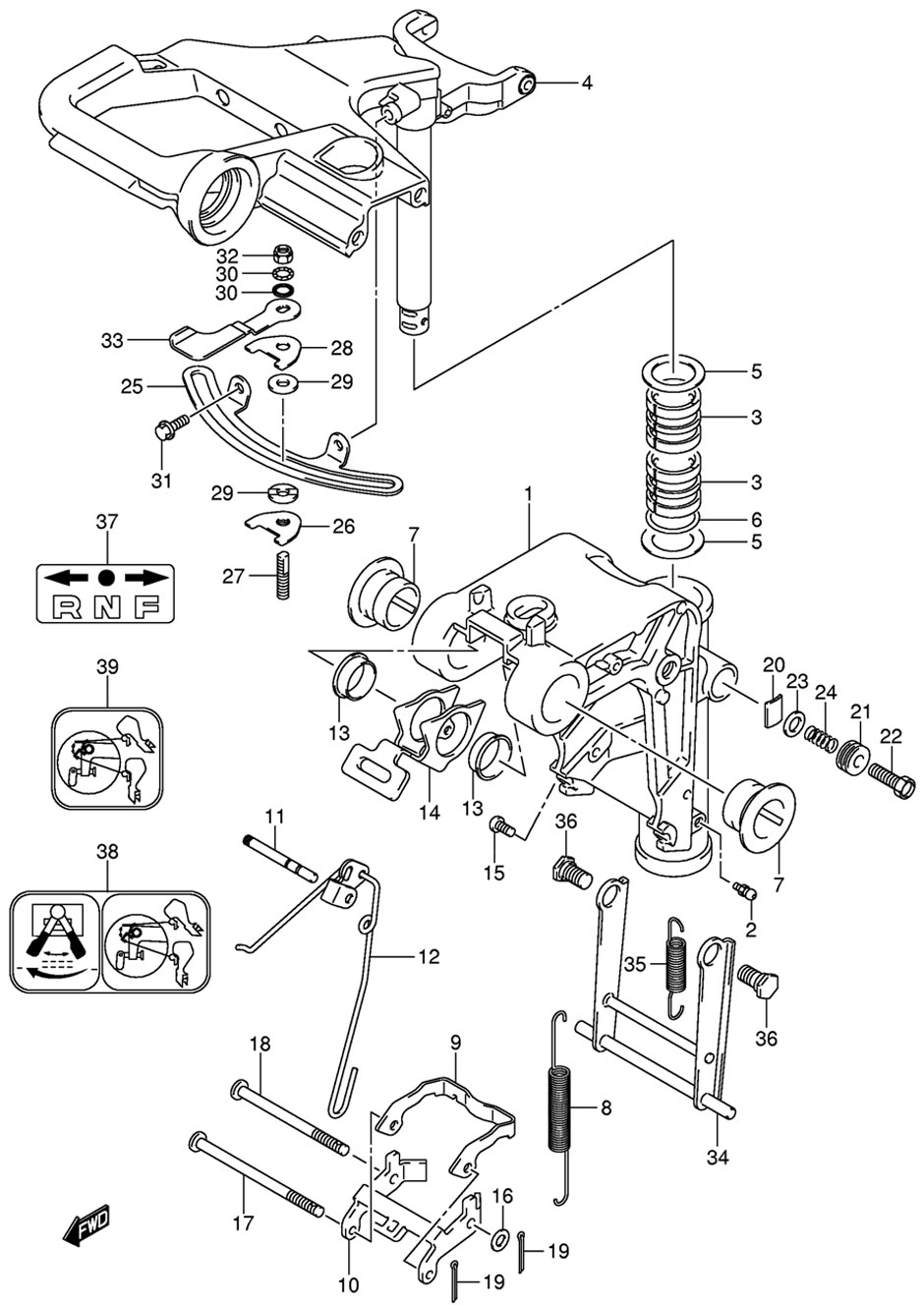 Suzuki Df S K Swivel Bracket likewise Maxresdefault also Johnson Outboard Parts Cylinder To Hp as well  further Maxresdefault. on 90 mercury outboard wiring diagram