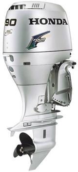 лодочный мотор honda 2.0 bf