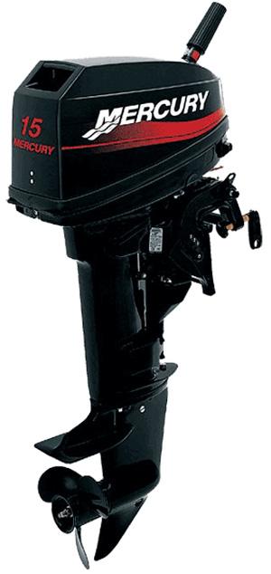 подвесной лодочный мотор меркурий цена