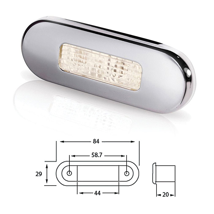 светильники для лодки