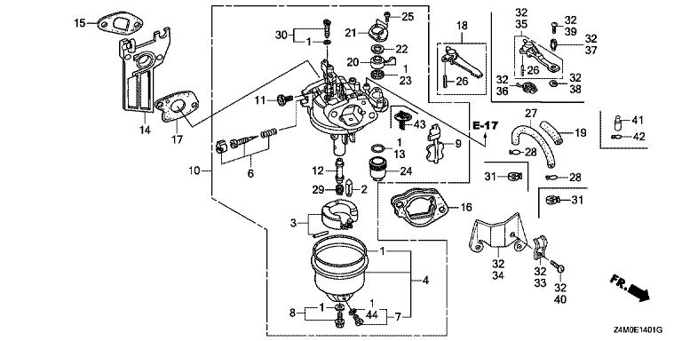 Хонда gx 160 ремонт